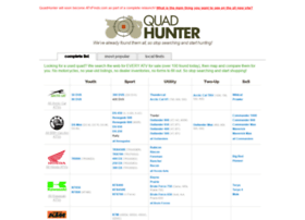quadhunter.com