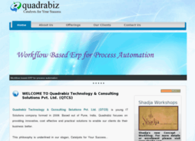 quadrabiz.co.in