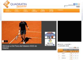 quadratindeportes.com.mx