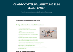 quadrocopter-selber-bauen.org