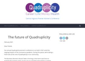 quadruplicity.com
