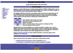 quagga.net