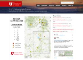 quake.utah.edu