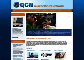 quakecatcher.net