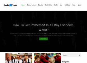quakeframe.com