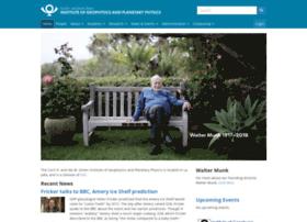 quakeinfo.ucsd.edu