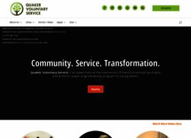 quakervoluntaryservice.org