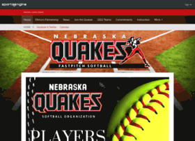 quakessoftball.com