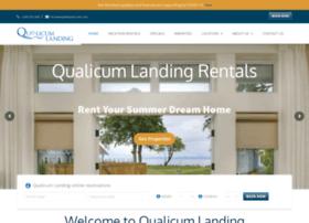 qualicumlanding.com