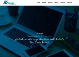 qualisinfotech.com
