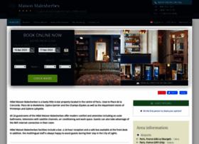 quality-hotel-malesherbes.h-rez.com