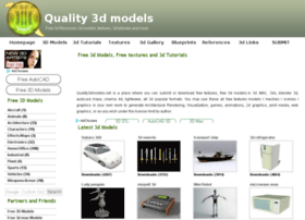 quality3dmodels.net