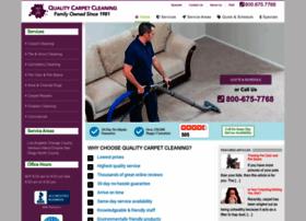 qualitycarpetcleaning.com