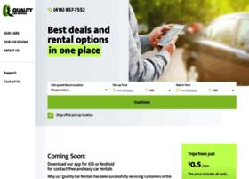 qualitycarrentals.ca