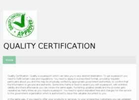 qualitycertification.jimdo.com