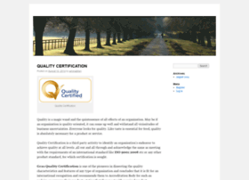 qualitycertification.wordpress.com