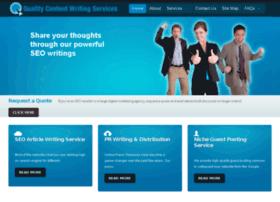 qualitycontentwritingservice.com
