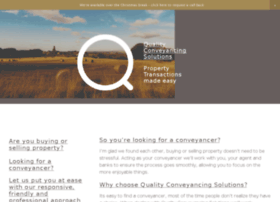 qualityconveyancingsolutions.com.au