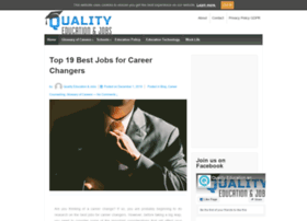 qualityeducationandjobs.com