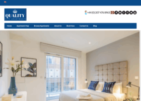 qualitylondonapartments.co.uk