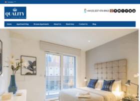 qualitylondonapartments.com
