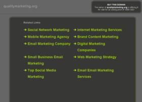 qualitymarketing.org