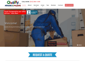 qualitymovingandpacking.com