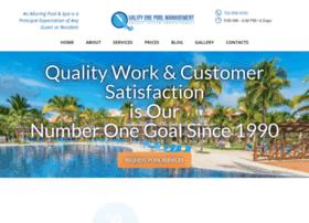 qualityonepool.com