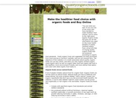 qualityorganicfoods.com
