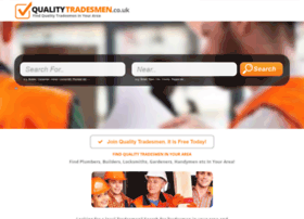 qualitytradesmen.co.uk