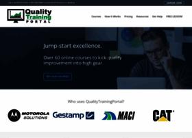 qualitytrainingportal.com