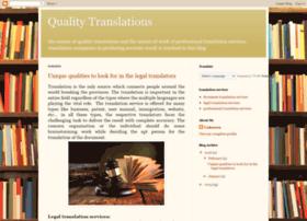 qualitytran.blogspot.in