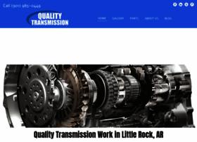 qualitytransmissionar.com