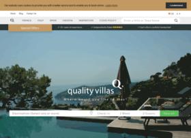 qualityvillas.com