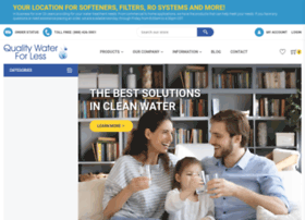 qualitywaterforless.com