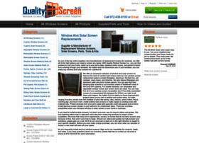 qualitywindowscreen.com