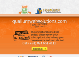 qualiumwebsolutions.com