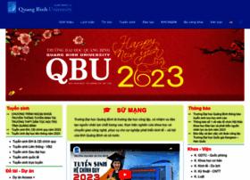 quangbinhuni.edu.vn