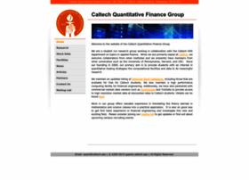 quant.caltech.edu