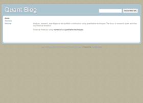 quantblog.com