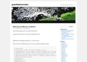 quantitativenotes.wordpress.com