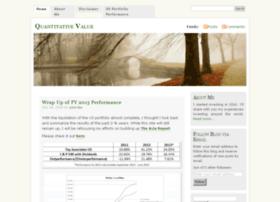 quantitativevalue.org