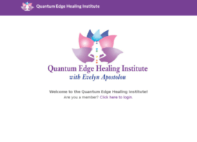 quantumedgehealinginstitute.com