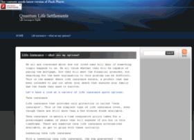 quantumlifesettlements.com