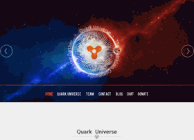 quarkuniverse.cc