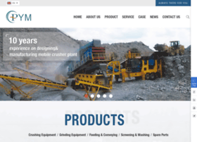 quarry-crusher.com