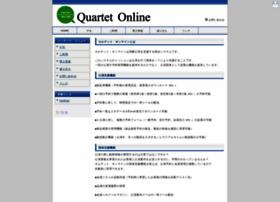 quartet-online.net