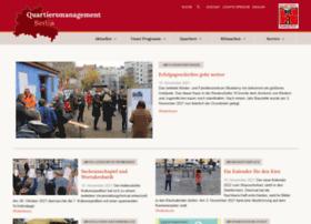 quartiersmanagement-berlin.de
