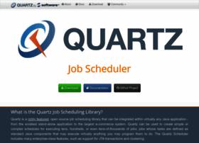 quartz-scheduler.org
