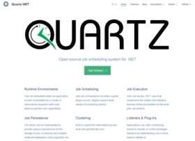 quartznet.sourceforge.net